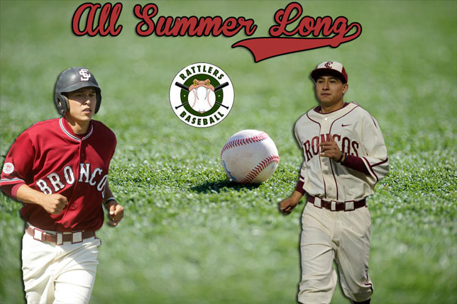 All Summer Long: Takahashi, Heckert Spend Summer with San Luis Obispo Rattlers