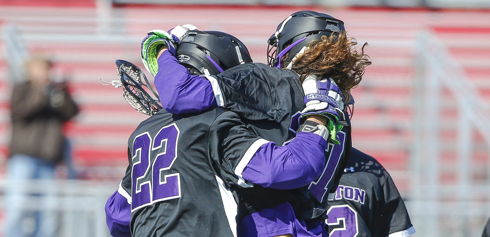 Friday's Men's Lacrosse Game Vs. SUNY Potsdam Rescheduled For March 28 In Scranton