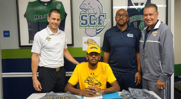 Khalil Ozuna Commits to Warner University