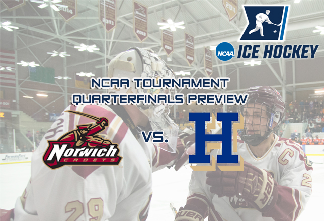 Men's Hockey - NCAA Quarterfinals preview