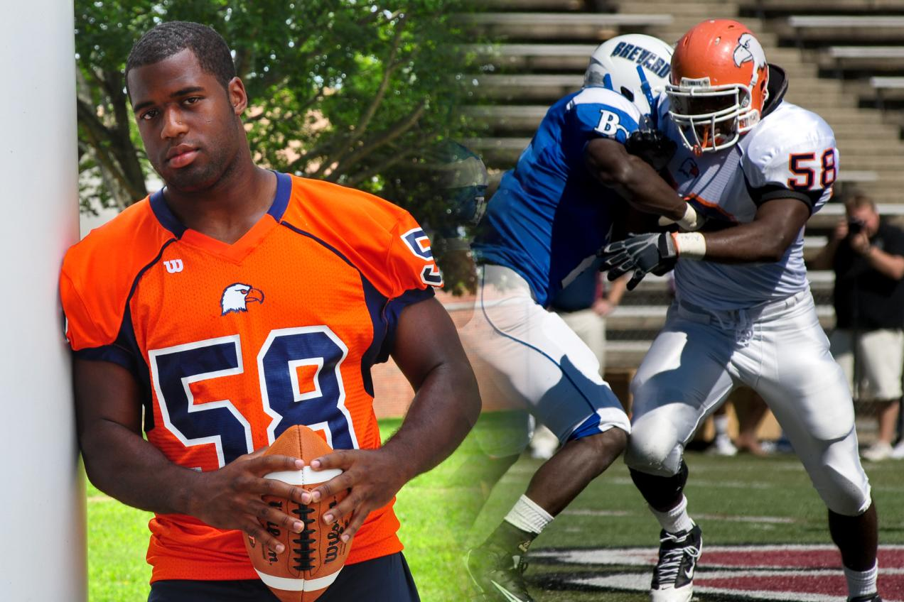 Carson-Newman's Byron Bell named to 2011 AFCA Good Works Team®