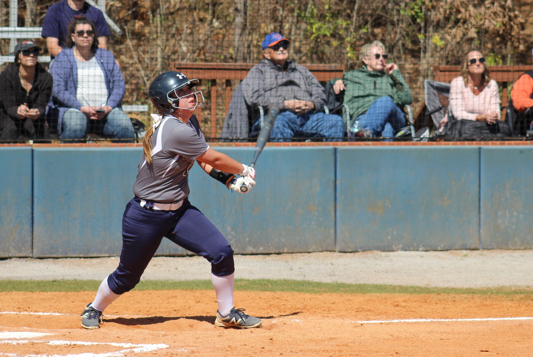 Softball Splits On First Day Of Final Regular Season Series