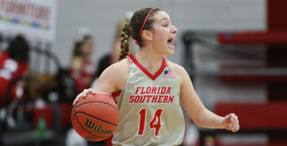 Women's Basketball Tops Barry, Clinches SSC Title