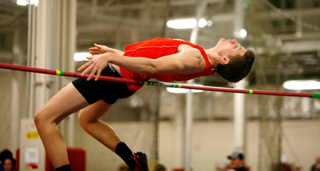 Lynchburg Tops ODAC Men's Indoor Track Poll