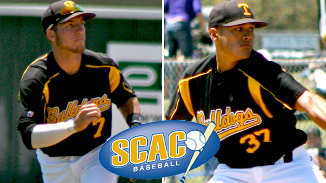 TLU's Jacobs; Aleman Named SCAC Baseball Players of the Week