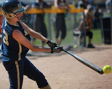 Gallaudet softball season comes to a close