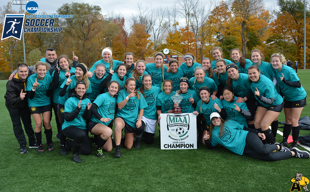 Women's Soccer Ready for First NCAA Tournament Appearance