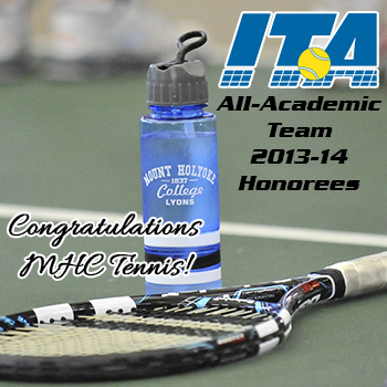 Tennis Garners ITA All-Academic Recognition