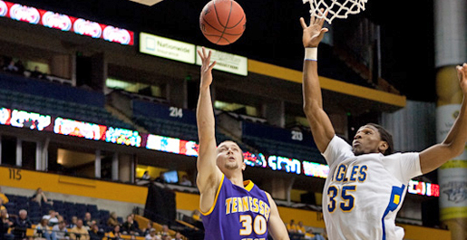 Golden Eagle season ends in OVC semifinals with loss to Morehead State