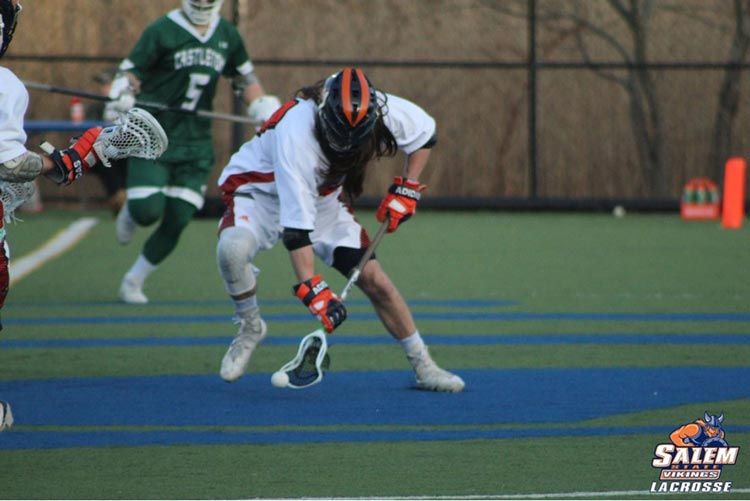 Emerson Pulls Away For 16-7 Victory Over Salem State