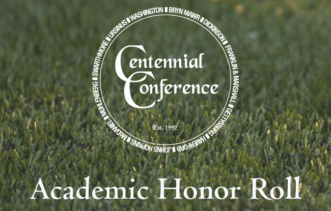Twenty-Seven Diplomats Named to Academic Honor Roll