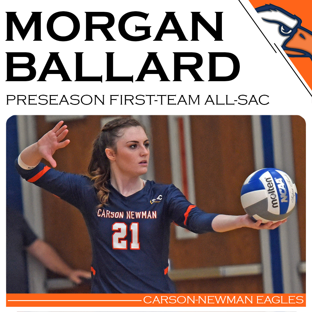 Ballard, Streeter and Oldenburger tabbed preseason All-SAC