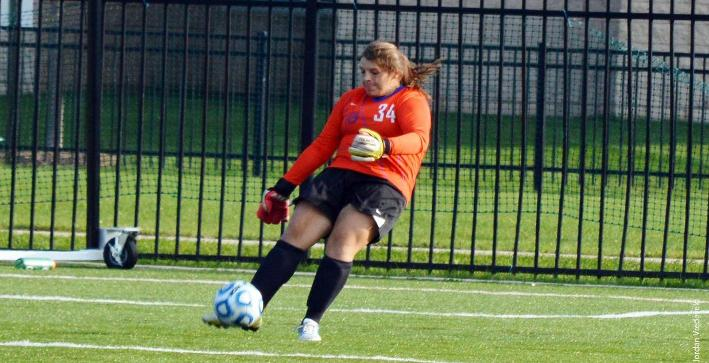 Women's Soccer plays to scoreless draw with Concordia Chicago