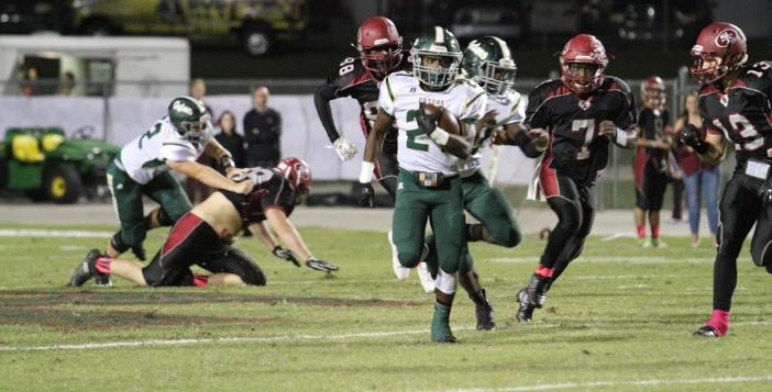 Ware Pounds South Effingham 36-8