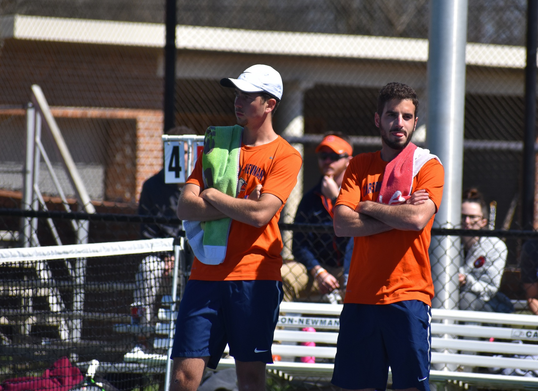 Bacete-Sanz, Dabdab grab singles wins but Eagles fall to the Patriots