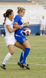 Long Beach State Scores Twice Late to Edge UCSB in Double Overtime, 2-1