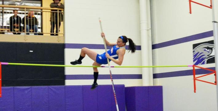 Women's Track & Field competes at Cedarville Meet
