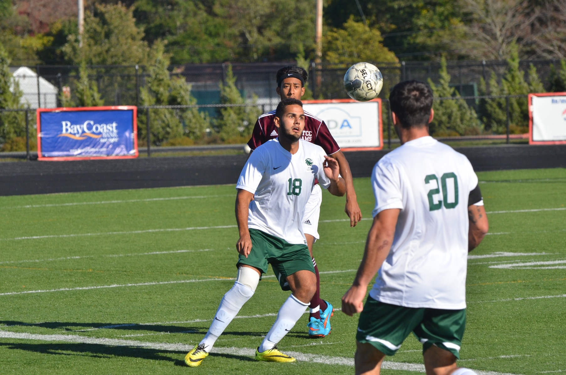 Bayhawks Continue Winning Ways with a 3-1 Victory Over Quincy College