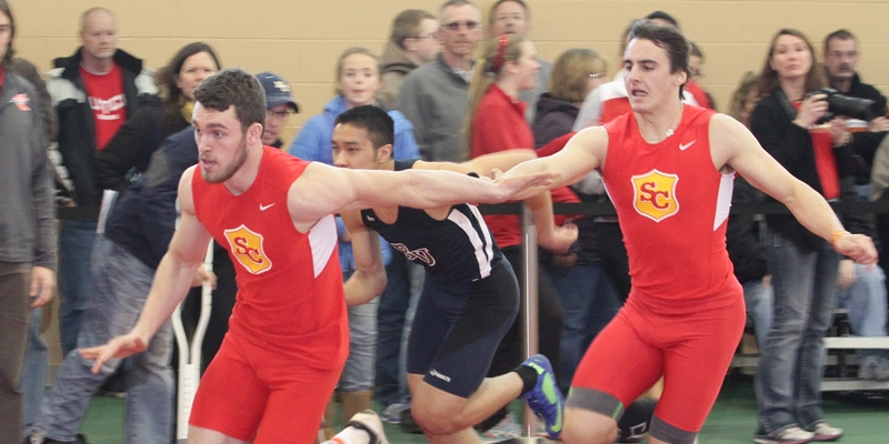 Simpson set for IIAC Indoor Track and Field Championships
