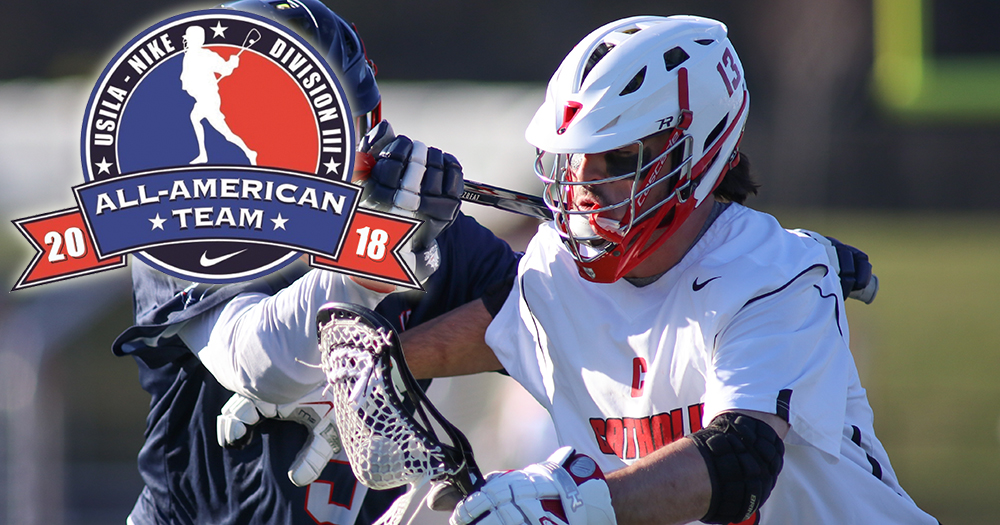 Bradley Earns USILA / Nike All-America Honors