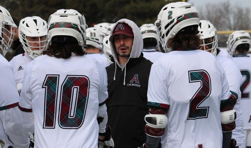 Nycz Named Interim Head Coach for Men's Lacrosse
