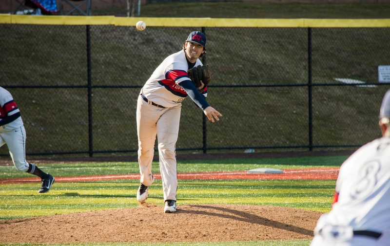 Warriors split with Bears in Final CACC Doubleheader of the Season