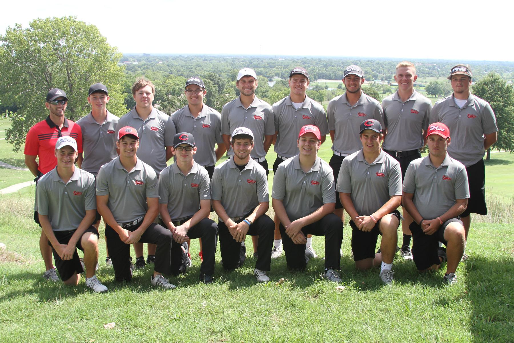 Red Raven Men's Golf Team Places 7th at Southwestern Christian Invite, Vacca places 2nd overall