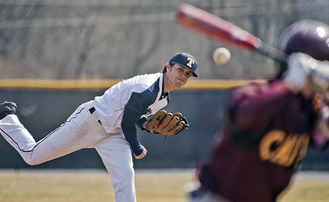 Thunder Take Series with Doubleheader Sweep of Olivet
