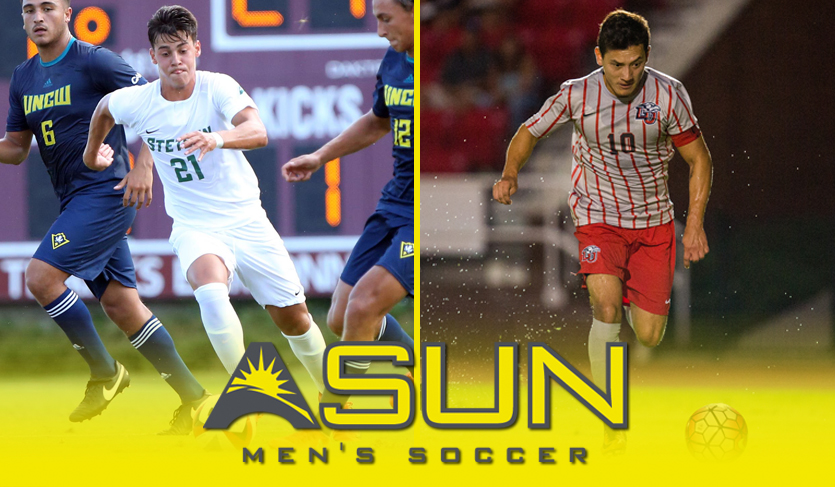Liberty & Stetson Play to Wild 3-3 Tie in #ASUNMSOC Opener