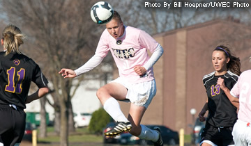Soccer Advances in WIAC Tournament