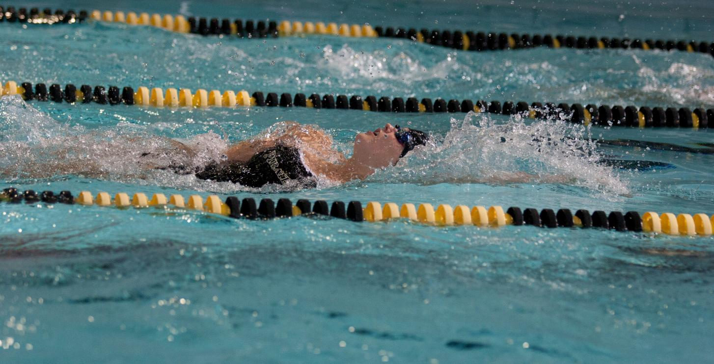 Women Swimmers Earn CSCAA Scholar All-America Honor for Fall 2012; Women Seventh in Nation