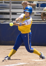 UCSB Falls Twice To No. 1 UCLA