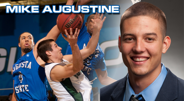Augustine Named Bobcat Athlete of the Week