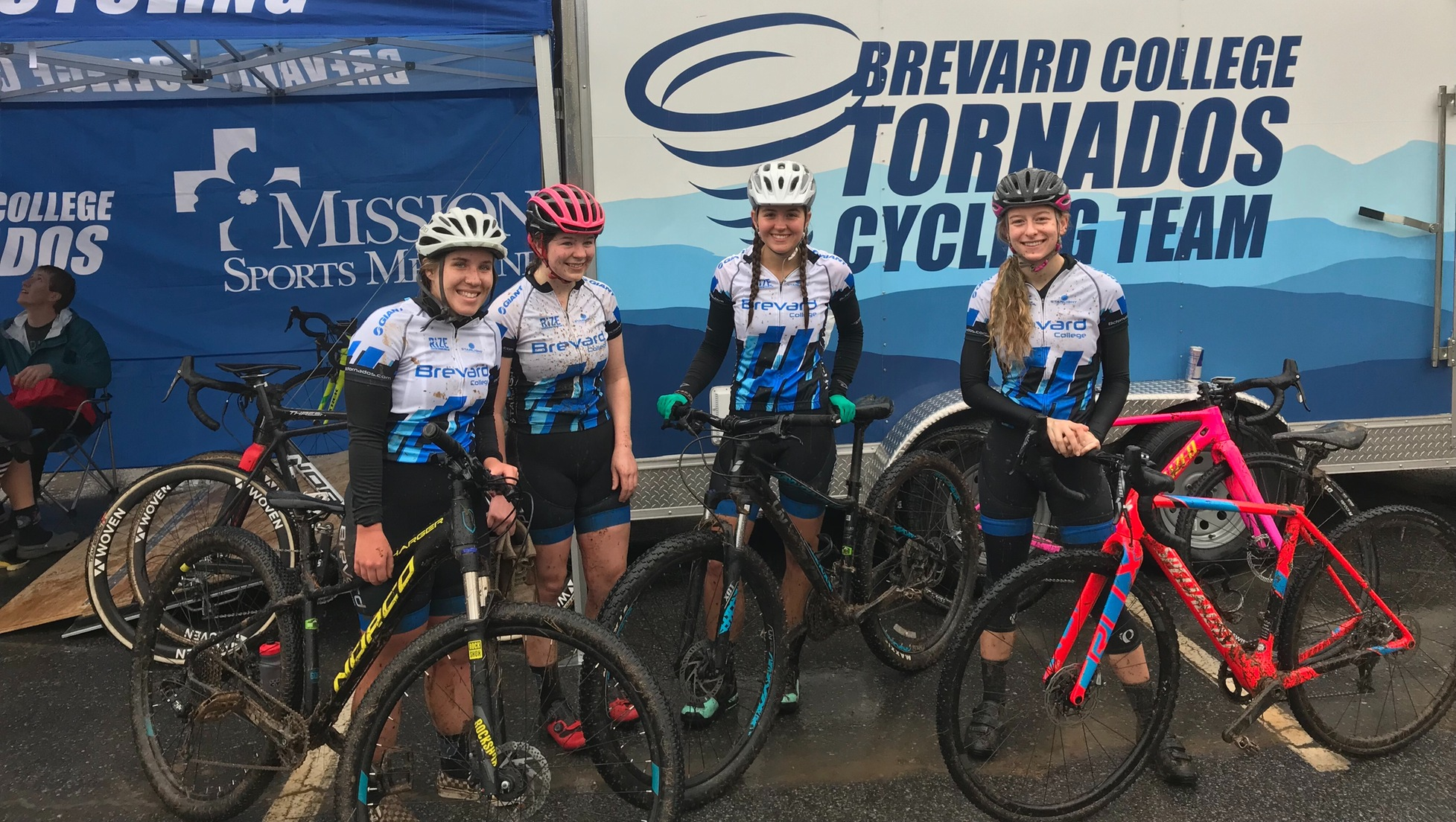 Multiple Wins for Brevard College at SECCC Cyclocross Championships