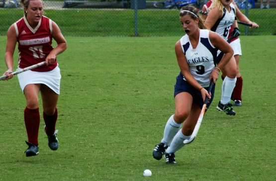 UMW Field Hockey Falls in 2OT at Wesley