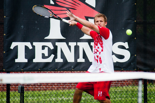 Huntingdon men's tennis has solid showing in USTA/ITA Regional