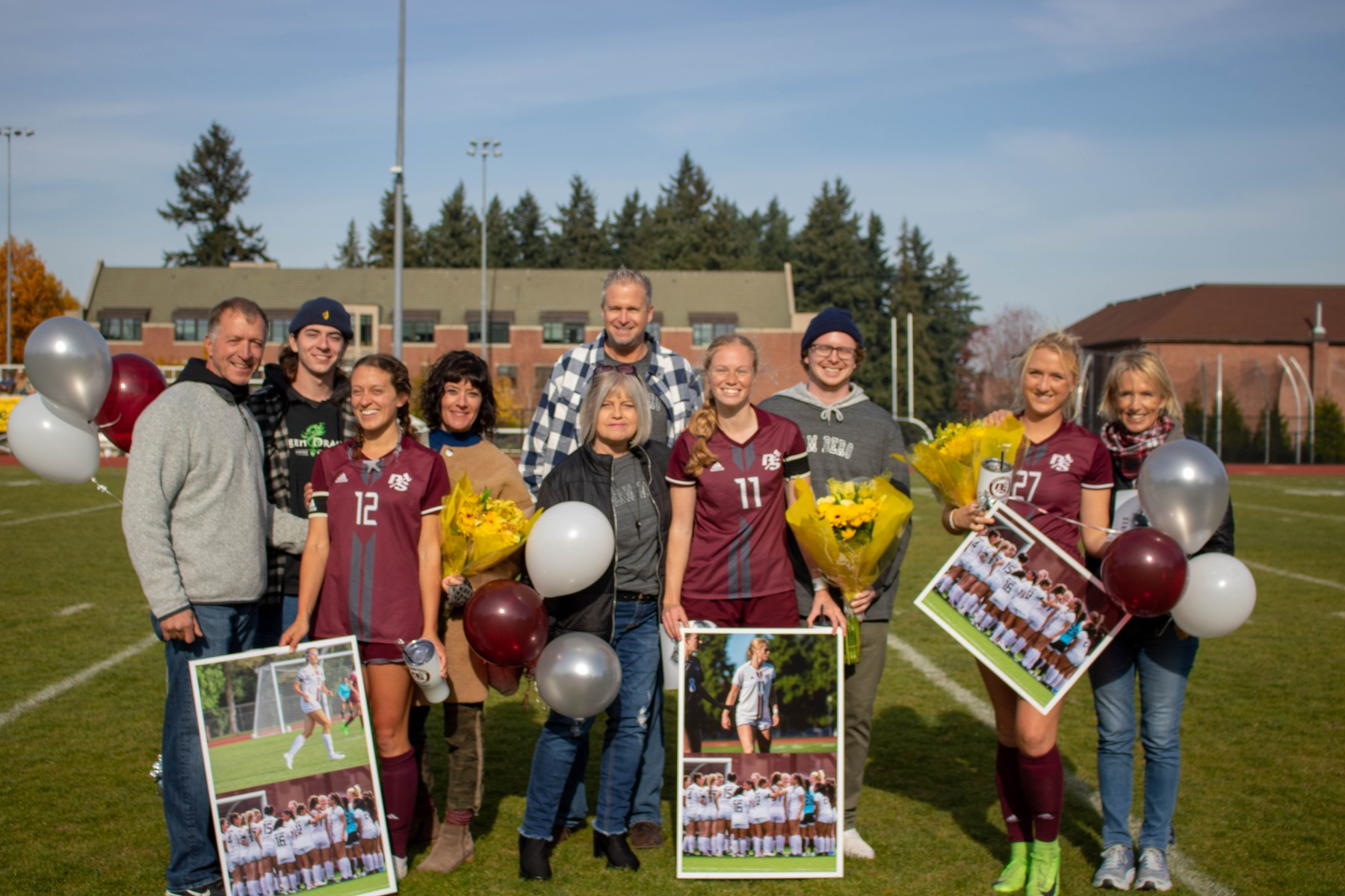 Loggers get Senior Day win over George Fox