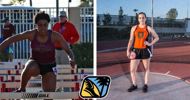 SCIAC Women's Outdoor Track & Field All-Conference Honors Announced