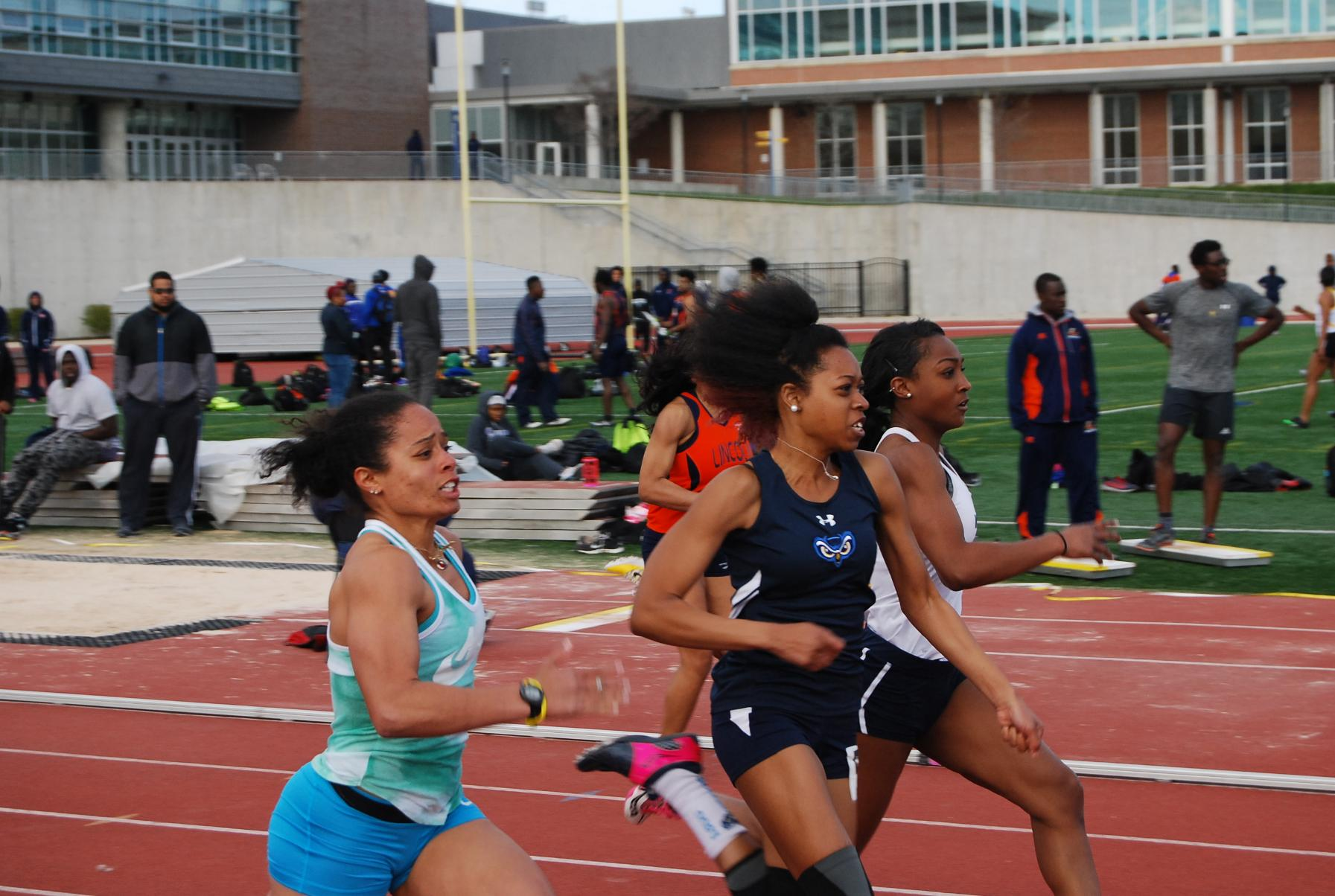Track & Field Shows well at Coppin State