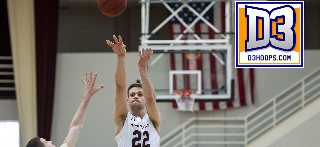 Ross Selected To D3hoops.com Northeast All-Region First Team