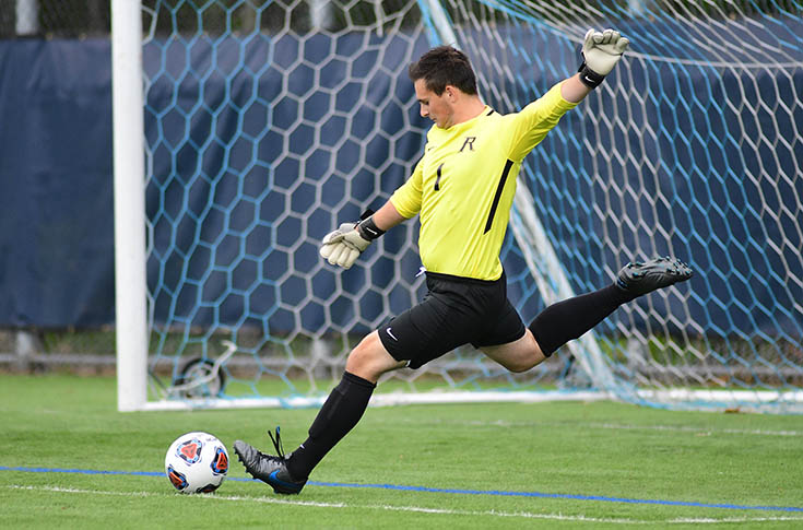 Men's Soccer: Rivier falls to MCLA, 2-1