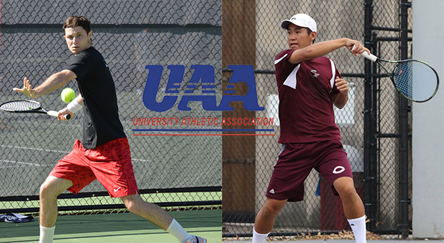UAA Announces 2018 Men's Tennis Championship All-Tournament Team; Daniel Levine of Carnegie Mellon and Jeremy Yuan of Chicago Named Most Valuable Players