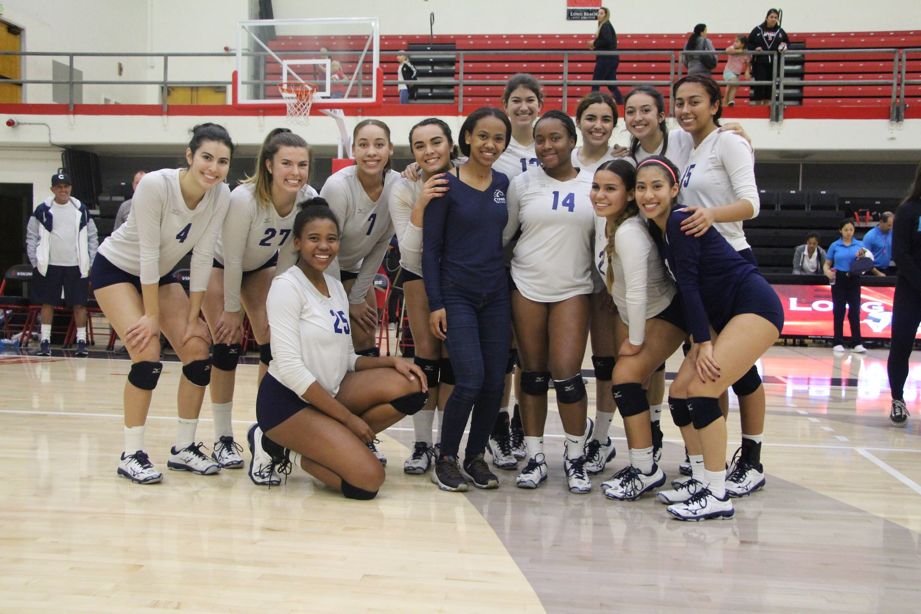 Women's Volleyball Set for State Tournament Action: #4 Cypress vs. #1 Gavilan
