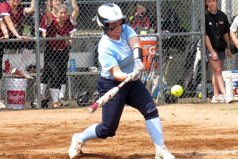 SB: Lasell takes two from Anna Maria in GNAC doubleheader