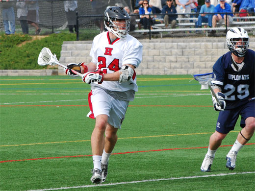 Haverford cruises past Ursinus