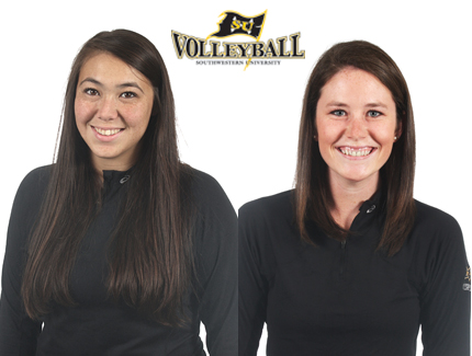 NICHOLLS, THOMPSON SELECTED AS AVCA ALL-AMERICA HONORABLE MENTION