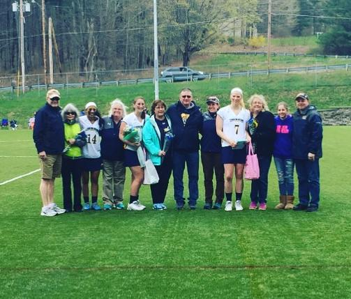 Lacrosse falls to MMA 16-8 on senior day
