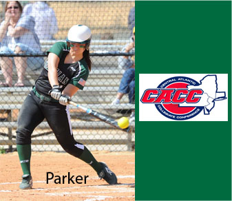 Parker Elected To All-Conference Softball Team