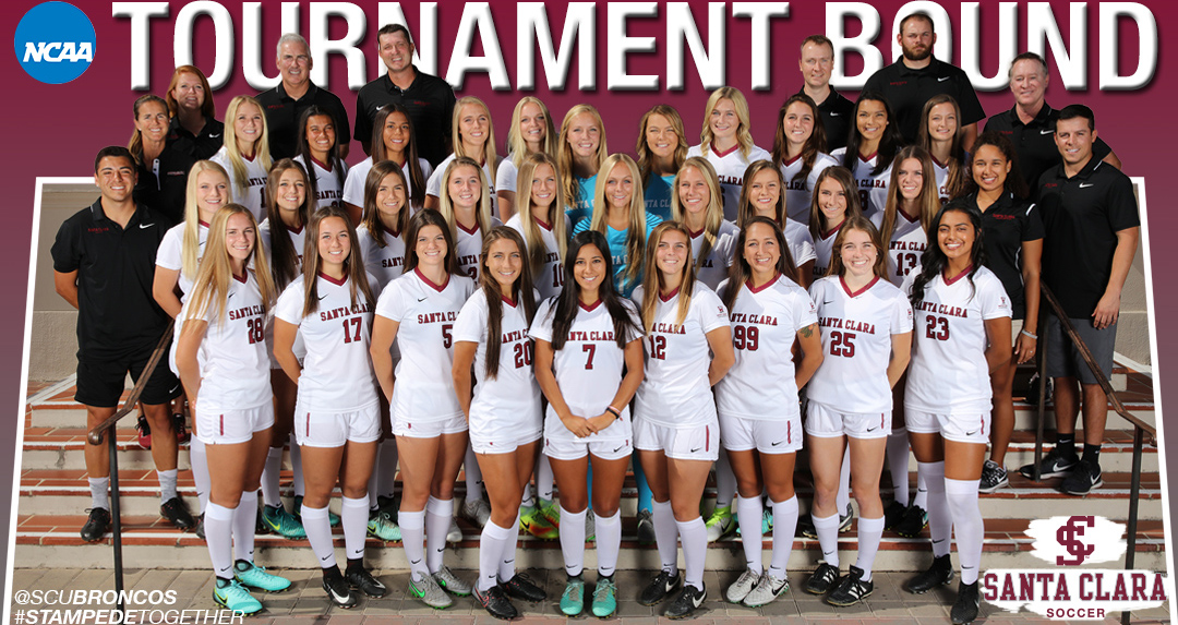 Women's Soccer Earns At-Large Bid to 27th NCAA Tournament