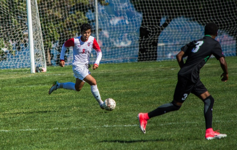 Men's Soccer Upended by Goldey-Beacom in Tough Road Match